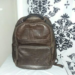 Frye Logan Backpack, Slate